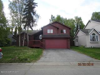 Single Family for sale in 233 Peppertree Loop, Anchorage, AK, 99504