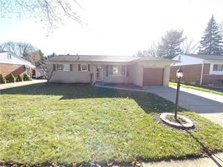 Single Family for sale in 35709 MIDDLEBORO Street, Livonia, MI, 48154