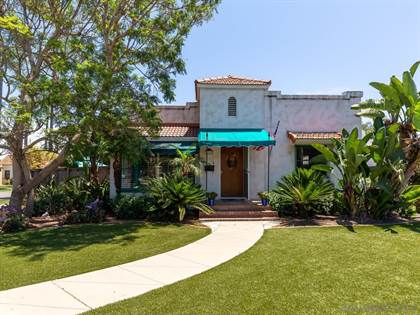 Residential Property for sale in 5025 Kensington Drive, San Diego, CA, 92116