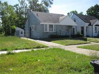 Single Family for sale in 18482 ASBURY Park, Detroit, MI, 48235