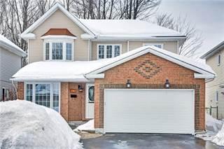 Single Family for sale in 1702 HUNTERS RUN DRIVE, Ottawa, Ontario