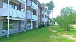 Apartment for rent in Carlton Apartments - 2 Bed 1 Bath, Thompson, Manitoba