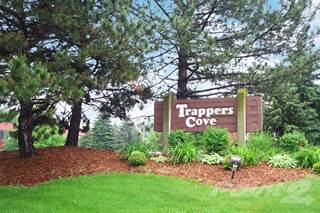 Apartment for rent in Trappers Cove Apartments - One Bedroom Alpine, Lansing, MI, 48910