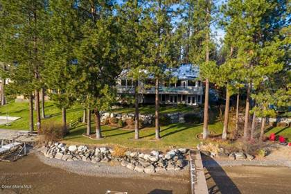 Residential for sale in 5301 E SHORELINE DR, Post Falls, ID, 83854