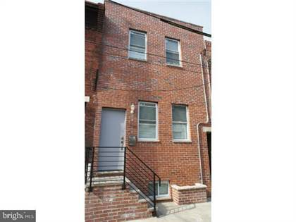 Residential Property for rent in 1314 S OPAL STREET, Philadelphia, PA, 19146