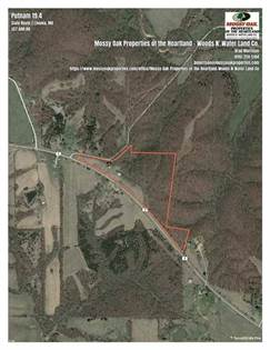 Lots And Land for sale in 00 State Route Z, Livonia, MO, 63551