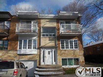 Multifamily for sale in 10665-10671 Rue Séguin, Montreal, Quebec