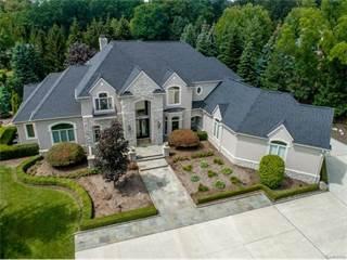 Single Family for sale in 20881 Turnberry Boulevard, Novi, MI, 48375