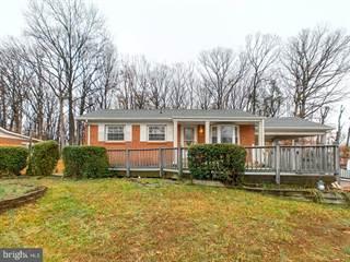 Single Family for sale in 14215 BREMERTON DRIVE, Woodbridge, VA, 22193