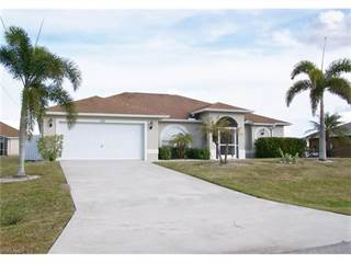 Single Family for sale in 515 NW 25th PL, Cape Coral, FL, 33993