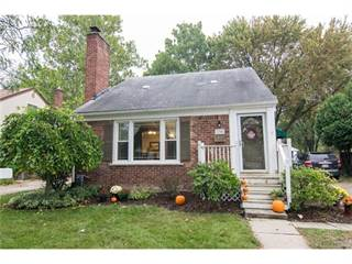 Single Family for sale in 130 N HOLBROOK Street, Plymouth, MI, 48170
