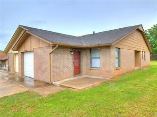 Duplex for rent in 1125 Tall Oaks Drive, Midwest City, OK, 73110