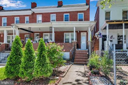 Residential Property for sale in 701 CATOR AVENUE, Baltimore City, MD, 21218