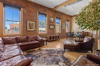 Residential Property for sale in 1488 Wazee Street  #3B, Denver, CO, 80202