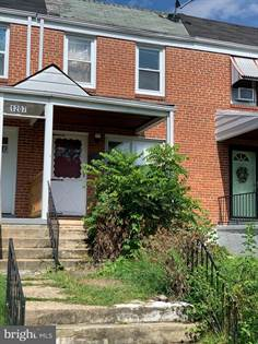 Residential for sale in 1209 HAVERHILL ROAD, Baltimore City, MD, 21229