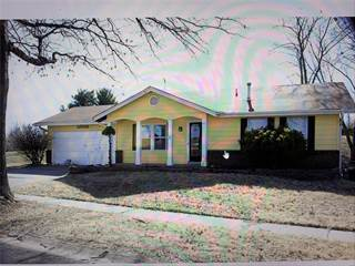 Single Family for rent in 12009 El Camara, Florissant, MO, 63033