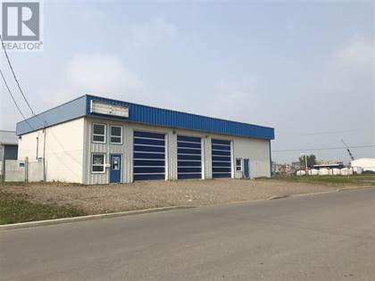 Industrial for rent in 10903 91 AVENUE, Fort St. John, British Columbia