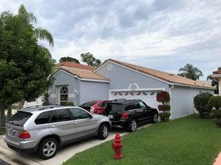 Single Family for sale in 114 Woodlake Circle, Greenacres, FL, 33463