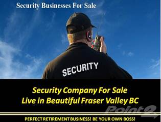 Residential Property for sale in Security Company with Vehicle Included!, Chilliwack, British Columbia, V2R 4G6