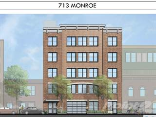 Residential Property for sale in 713 Monroe, Hoboken, NJ, 07030