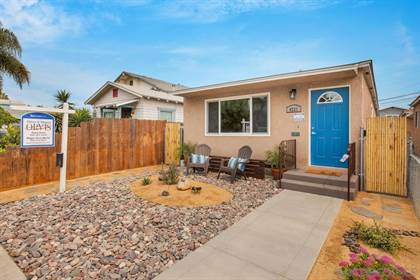Residential Property for sale in 4521 37th STREET, San Diego, CA, 92116