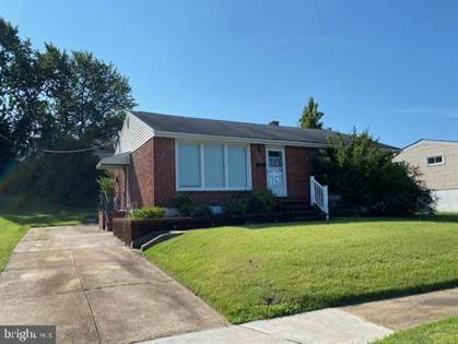 Residential Property for sale in 1803 GREENCASTLE DRIVE, Rosedale, MD, 21237