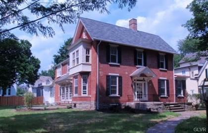 Residential Property for rent in 241 East Market Street, Bethlehem, PA, 18018