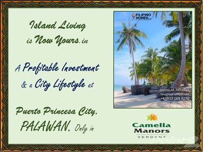 Condominium for sale in Live in the Best Island in the World - Palawan, Puerto Princesa City, Palawan