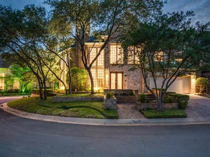 Residential Property for sale in 17441 Club Hill Court, Dallas, TX, 75248
