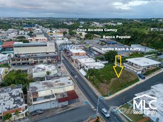 Land for sale in Calle Muñoz Rivera, Camuy, PR, 00627
