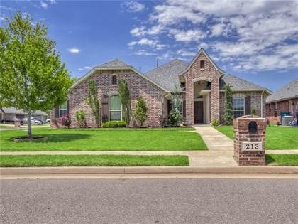 Residential for sale in 213 SW 172nd Street, Oklahoma City, OK, 73170