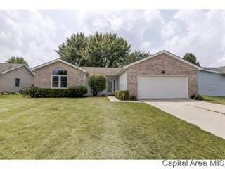 Single Family for sale in 1208 Old Crows Way, Springfield, IL, 62712
