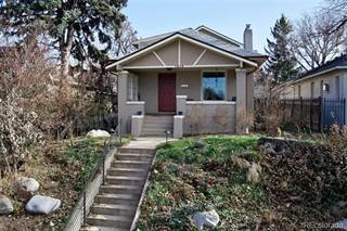 Single Family for sale in 1014 South Ogden Street, Denver, CO, 80209