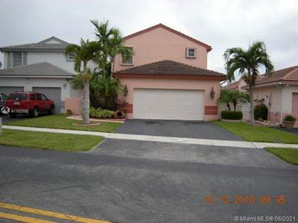 Residential Property for sale in 1960 NW 190th Ave, Pembroke Pines, FL, 33029