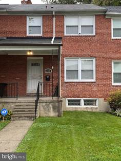 Residential Property for rent in 1508 STONEWOOD ROAD, Baltimore City, MD, 21239