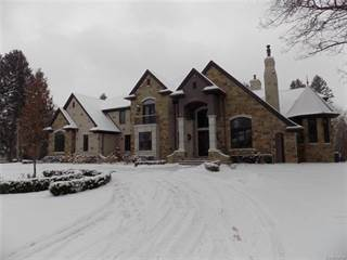 Single Family for sale in 281 NANTUCKET Drive, Bloomfield Hills, MI, 48304