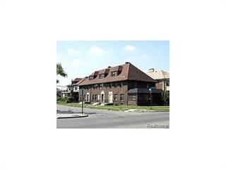 Multi-family Home for sale in 9609 DEXTER Avenue, Detroit, MI, 48216
