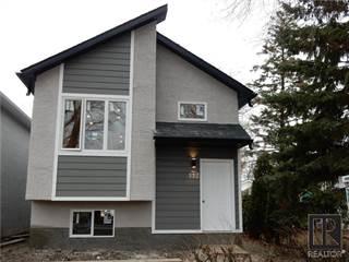 Single Family for sale in 117 Edward AVE W, Winnipeg, Manitoba, R2C2H5