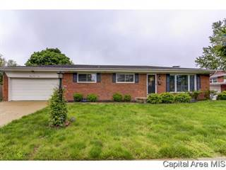 Single Family for sale in 3104 Fullerton Dr, Springfield, IL, 62704