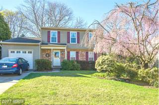 Single Family for sale in 806 HURLEY CT, Bel Air, MD, 21014