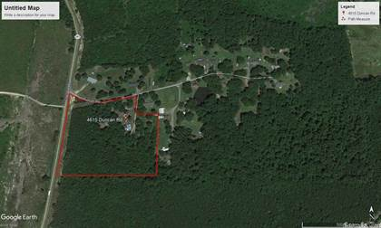 Residential Property for sale in 4615 Duncan Road, Hensley, AR, 72206