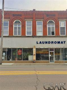 Commercial for sale in 807 809 W Main, Owosso, MI, 48867