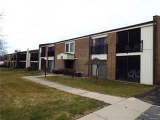 Condo for rent in 18435 University Park Drive, Livonia, MI, 48152