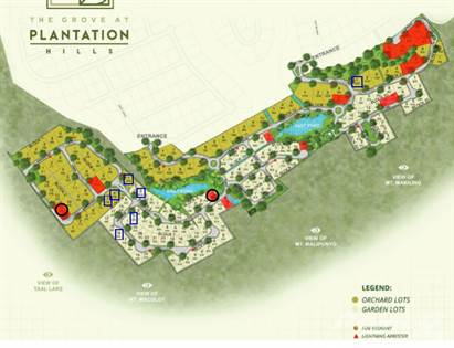 Residential Property for sale in The Grove at Plantation Hills, Tagaytay, Cavite