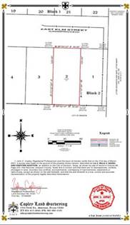 Lots And Land for sale in 0 E Elm lot 2 Street, Denison, TX, 75021