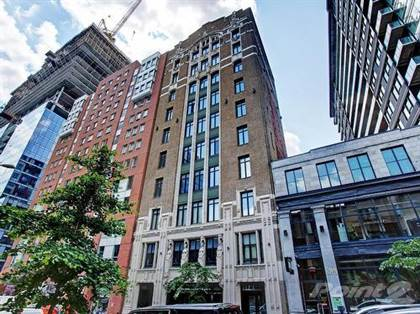 Residential Property for sale in 1070 Rue De Bleury, #504, Montreal, Quebec