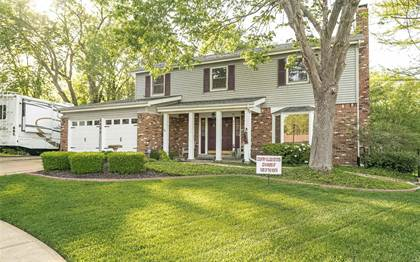 Residential for sale in 6807 Coachlight Square Court, Florissant, MO, 63033