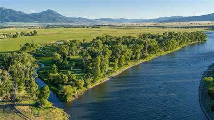 Residential Property for sale in 2375 East River Road, Livingston, MT, 59047