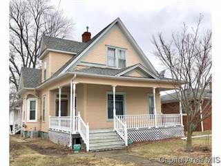 Single Family for sale in 103 N MAIN ST, Loami, IL, 62661