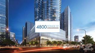 Condo for sale in 4800 Yonge Street, Toronto, Ontario